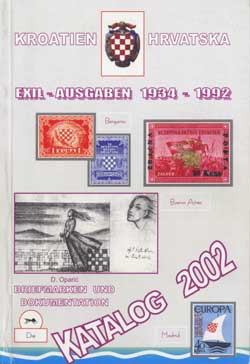 Croatian Stamp Catalog